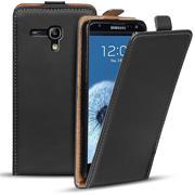Flipcase für Samsung Galaxy S3 Mini Hülle Klapphülle Cover klassische Handy Schutzhülle