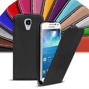 Flip Case Cover für Samsung Galaxy S4 Mini Klapptasche Handy Hülle