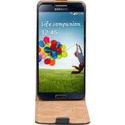 Flip Case Cover für Samsung Galaxy S4 Klapptasche Handy Hülle