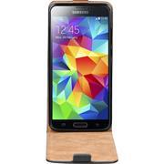Flip Case Cover für Samsung Galaxy S5 / S5 Neo Klapptasche Handy Hülle