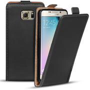 Flip Case Cover für Samsung Galaxy S6 Edge Klapptasche Handy Hülle