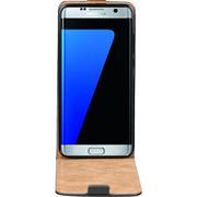 Basic Flip Case für Samsung Galaxy S7 Edge Klapptasche Cover Hülle