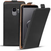 Flipcase für Samsung Galaxy S9 Hülle Klapphülle Cover klassische Handy Schutzhülle