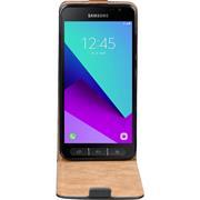 Flip Case Cover für Samsung Galaxy Xcover 4 Klapptasche Handy Hülle