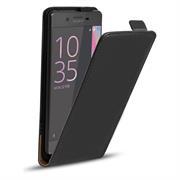 Flip Case Cover für Sony Xperia E5 Klapptasche Handy Schutz Hülle
