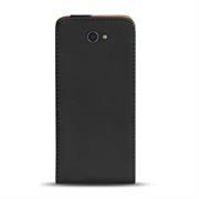Basic Flip Case für Sony Xperia M2 Klapptasche Cover Hülle