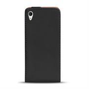 Flip Case Cover für Sony Xperia M4 Aqua Klapptasche Handy Schutz Hülle