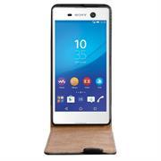 Flip Case Cover für Sony Xperia M5 Klapptasche Handy Schutz Hülle