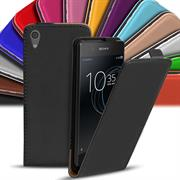 Basic Flip Case für Sony Xperia XA1 Klapptasche Cover Hülle