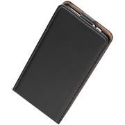 Flipcase für Sony Xperia XZ1 Compact Hülle Klapphülle Cover klassische Handy Schutzhülle