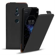 Flip Case Cover für Sony Xperia XZ2 Klapptasche Handy Schutz Hülle