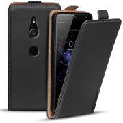Basic Flip Case für Sony Xperia XZ2 Klapptasche Cover Flipstyle Hülle