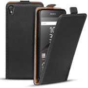 Flip Case Cover für Sony Xperia Z5 Klapptasche Handy Schutz Hülle