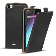 Flip Case Cover für Wiko Lenny Klapptasche Handy Schutz Hülle