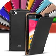 Flip Case Cover für Wiko Rainbow Jam Klapptasche Handy Schutz Hülle