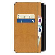 Basic Handyhülle für Apple iPhone 12 Pro Max Hülle Book Case klappbare Schutzhülle