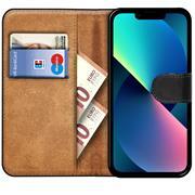 Basic Handyhülle für Apple iPhone 13 Hülle Book Case klappbare Schutzhülle