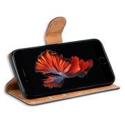 Basic Handyhülle für Apple iPhone 7 Plus / 8 Plus Hülle Book Case klappbare Schutzhülle