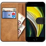 Basic Handyhülle für Apple iPhone 7 /8 / SE 2 Hülle Book Case klappbare Schutzhülle