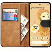 Basic Handyhülle für Google Pixel 6 Pro Hülle Book Case klappbare Schutzhülle