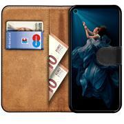 Basic Handyhülle für Honor 20 Pro Hülle Book Case klappbare Schutzhülle