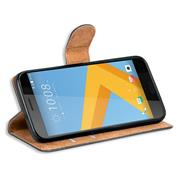Basic Handyhülle für HTC 10 EVO Hülle Book Case klappbare Schutzhülle