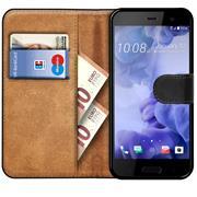 Basic Handyhülle für HTC U Play Hülle Book Case klappbare Schutzhülle
