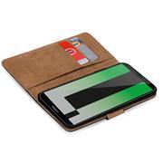 Basic Bookcase Hülle für Huawei Mate 10 Lite Tasche mit Kartenfächern