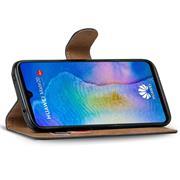 Basic Handyhülle für Huawei Mate 20 Hülle Book Case klappbare Schutzhülle