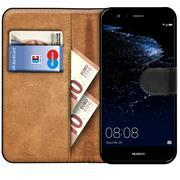 Basic Bookcase Hülle für Huawei P10 klappbare Tasche mit Kartenfächern