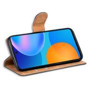 Basic Handyhülle für Huawei P Smart 2021 Hülle Book Case klappbare Schutzhülle