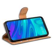 Basic Bookcase Hülle für Huawei Y7 2019 klappbare Schutzhülle