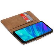 Basic Handyhülle für Huawei Y7 2019 Hülle Book Case klappbare Schutzhülle