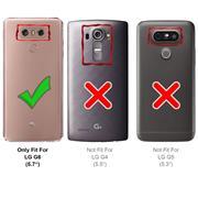 Basic Handyhülle für LG G6 Hülle Book Case klappbare Schutzhülle