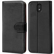 Basic Handyhülle für LG K30 Hülle Book Case klappbare Schutzhülle