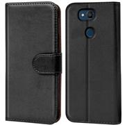 Basic Handyhülle für LG X Power 3 Hülle Book Case klappbare Schutzhülle