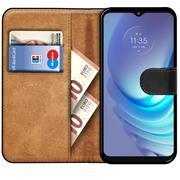 Basic Handyhülle für Motorola Moto G50 Hülle Book Case klappbare Schutzhülle