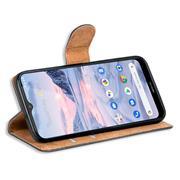 Basic Handyhülle für Nokia 2.4 Hülle Book Case klappbare Schutzhülle