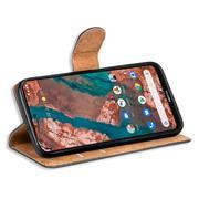 Basic Handyhülle für Nokia X20 / X10 Hülle Book Case klappbare Schutzhülle