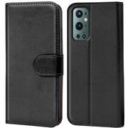 Basic Handyhülle für OnePlus 9 Pro Hülle Book Case klappbare Schutzhülle