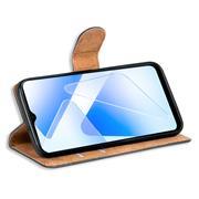 Basic Handyhülle für OPPO A55 5G Hülle Book Case klappbare Schutzhülle