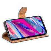 Basic Handyhülle für OPPO A93 5G / A74 5G Hülle Book Case klappbare Schutzhülle