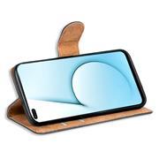 Basic Handyhülle für Realme X50 5G / X3 Hülle Book Case klappbare Schutzhülle