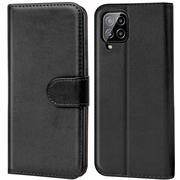 Basic Handyhülle für Samsung Galaxy A22 4G / M22 Hülle Book Case klappbare Schutzhülle