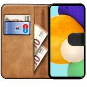 Basic Handyhülle für Samsung Galaxy A52 / A52 5G / A52s 5G Hülle Book Case klappbare Schutzhülle