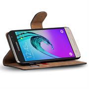 Basic Bookcase Hülle für Samsung Galaxy J1 Mini 2016 Schutzhülle
