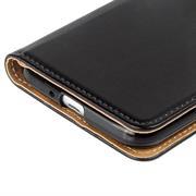 Basic Bookcase Hülle für Samsung Galaxy J3 (2016) Duos Klapphülle Tasche mit Kartenfächer