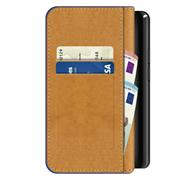 Basic Bookcase Hülle für Samsung Galaxy M31 Case klappbare Schutzhülle
