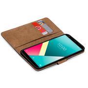 Basic Handyhülle für Wiko Y61 Hülle Book Case klappbare Schutzhülle