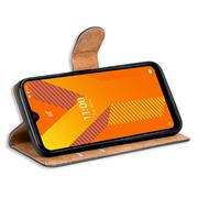Basic Handyhülle für Wiko Y62 Hülle Book Case klappbare Schutzhülle